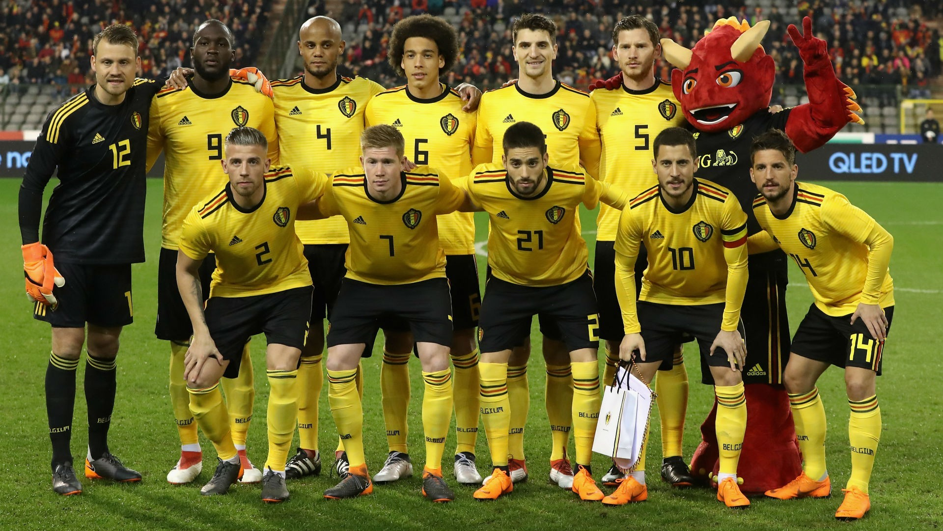 Hazard Belgium Have Talent To Win World Cup