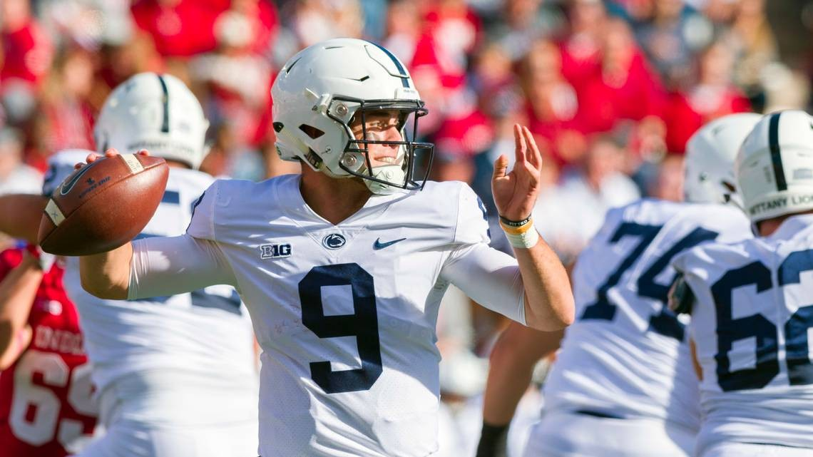Penn State rebounds from back-to-back losses with 33-28 ...