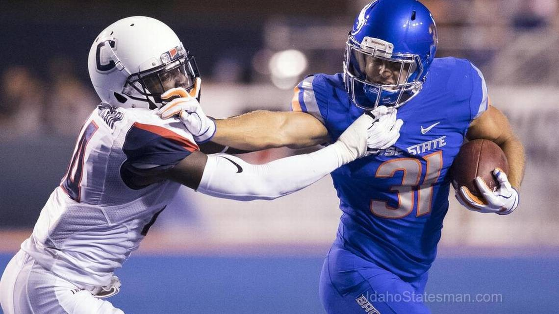 What's a Murder Smurf? Boise State football's monster start