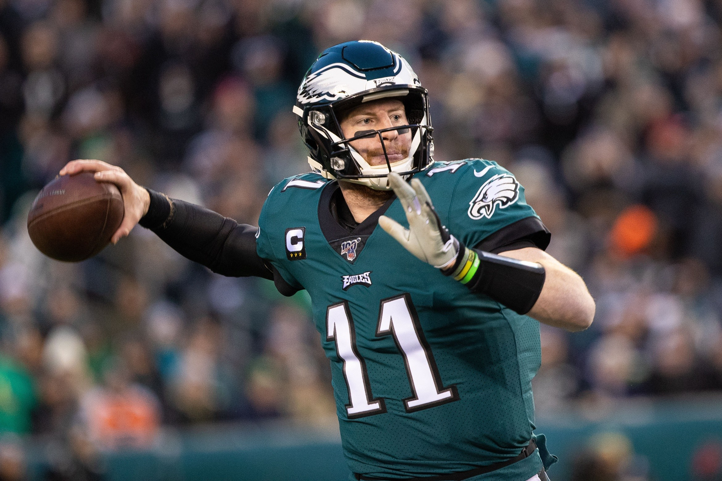 Key Stats Suggest Eagles Qb Carson Wentz Is Among The Best In The Nfl