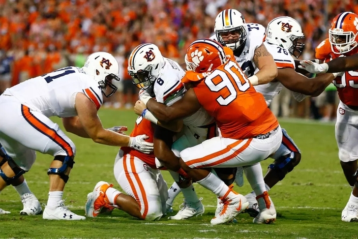 Clemson is top Tiger; defense keys win over Auburn