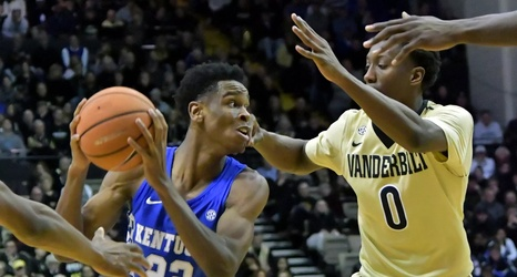 Kentucky vs Vanderbilt Game Thread