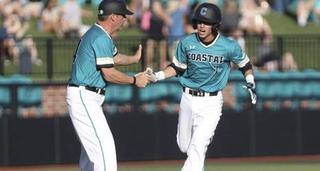 Coastal Carolina baseball already showing it is capable of