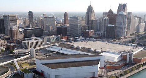 Oops! Joe Louis Arena gets misspelled on Google Maps