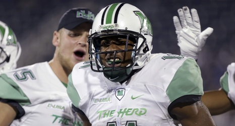 Marshall 2017 Football Schedule Released