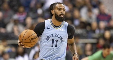finest selection 96ec8 37450 Memphis Grizzlies Announce Plans to Retire Mike Conley's No ...