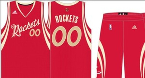 83cfda2a5881 Rockets Christmas Day Uniforms for 2015-16 Have Leaked