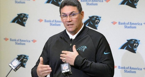 Panthers coach Ron Rivera on allegations against team owner