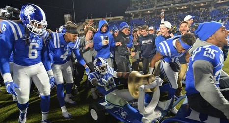 2017 Duke Blue Devils Football Schedule