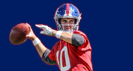 New York Giants Minicamp News And Notes From Tuesday S Practice