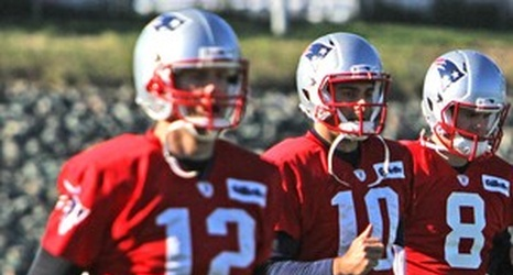 Patriots Cut 3rd String Qb Garrett Gilbert Among Six Transactions