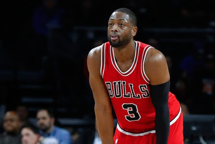 cheap for discount b1a21 515ed Source: Dwyane Wade Wants To Sign With The Lakers