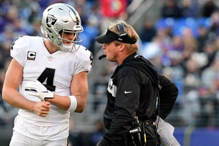 18171ed9c4f 2019 NFL Strength Of Schedule  Raiders Have Toughest Road