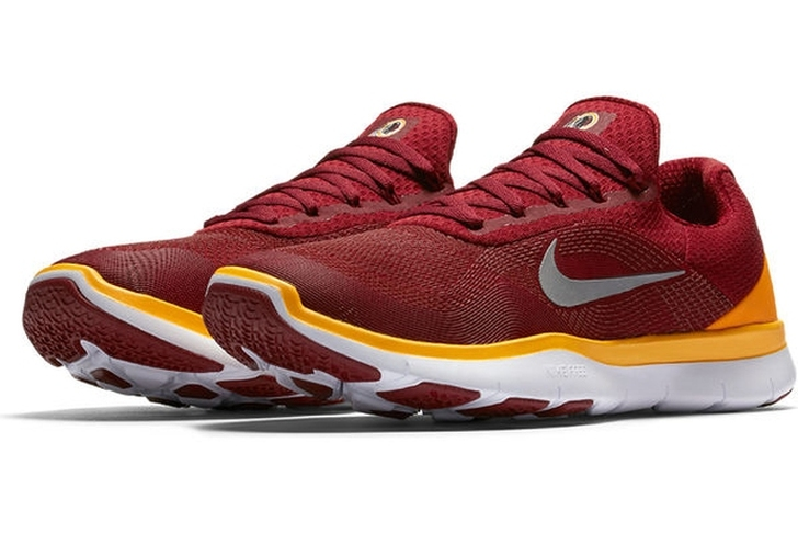 82a86aeb3 Brand New Washington Redskins Shoes From Nike Have Been Restocked - See  Photos And How To Get Them Before The Season