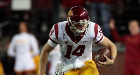 Oregon State Beavers vs  USC Trojans Odds, College Football