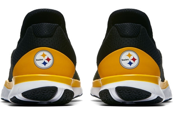 Brand New Pittsburgh Steelers Shoes From Nike Have Been Restocked - See  Photos And How To Get Them Before The Season