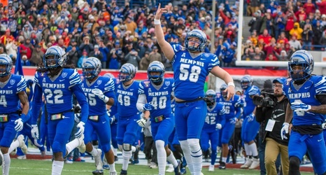 Memphis Football Announces 2018 Signing Class