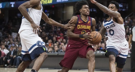 58943cb3ed1 Sexton hits the scouting report  3 takeaways from the Cavs loss to the  Timberwolves