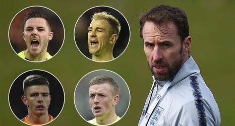 Image result for england goalkeeper