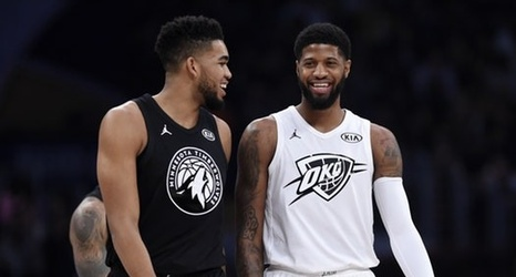 Timberwolves Karl Anthony Towns Proves He Belongs In His First