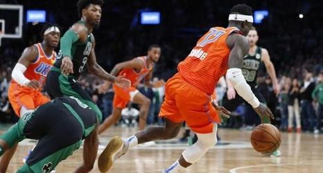 Thunder Vs Celtics Tip Off Time And Tv Info
