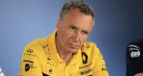 Bob Bell steps down from chief technical officer role at Renault