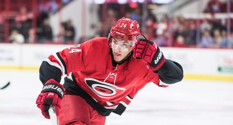 Hurricanes Call Up Jake Bean And Valentin Zykov From Checkers