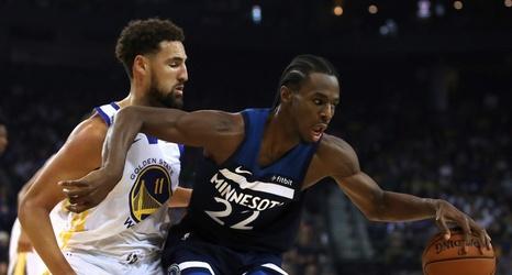 dc6a3690e6ed Warriors-T-wolves cheatsheet  Will Minnesota self-destruct  Derrick Rose …really