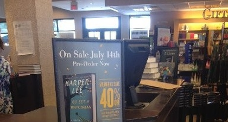 Georgia Tech Police Investigating Smash And Grab At Barnes Noble