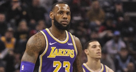 Lonzo Ball Believes LeBron James Signing With Lakers Was