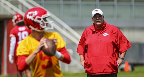 Dixon's AP mailbag: what is Andy Reid cooking up this season?