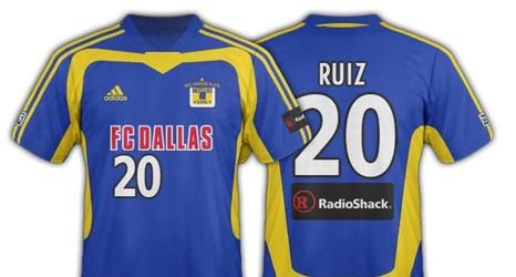 reputable site 84e03 08cff 20 Years: Ranking all 29 FC Dallas jerseys