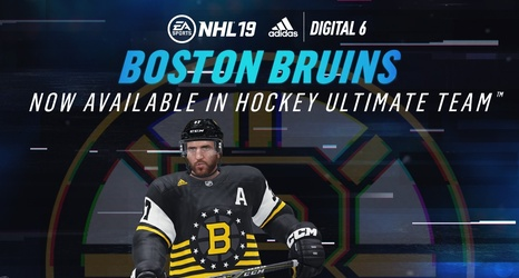 Adidas reinvents Original Six jerseys in EA Sports   NHL 19  c91da3dcf71
