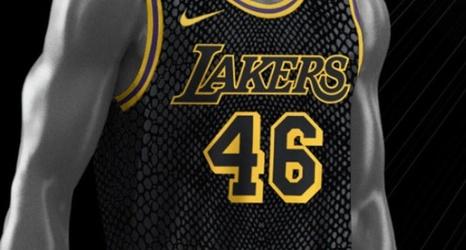 d04e100c999 How Kobe Bryant inspired a progressive new Lakers look