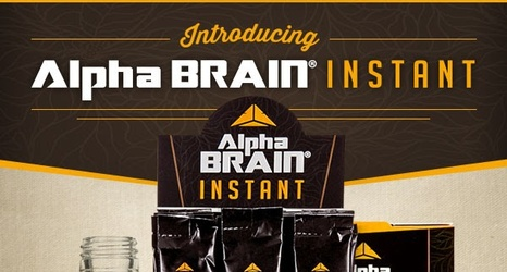 Onnit Introduces Alpha Brain Instant