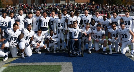 best service 24175 00531 Georgetown Football Falls to Colgate on Senior Day