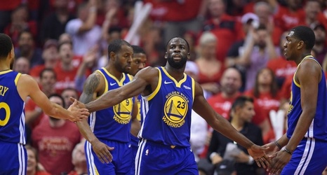 a9c0b3c7a30d Photos  Draymond Green and Kevin Durant go all out in Game 3