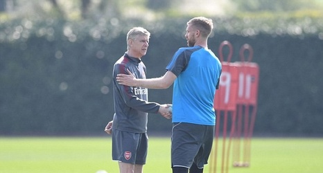 Arsene Wenger shows off unrivalled love for Arsenal: 'In
