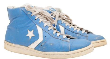 20dcc530de3a Doctor auctions Michael Jordan s  92 Olympic shoes