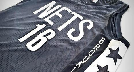 super popular c7f66 d4aa3 Nets unveil new 'Brooklyn Remix' alternate uniforms with a ...