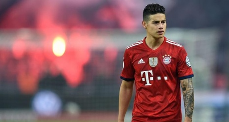 a550b36a8eb Real Madrid Transfer News: James Rodriguez Discusses Future Amid Return  Rumours