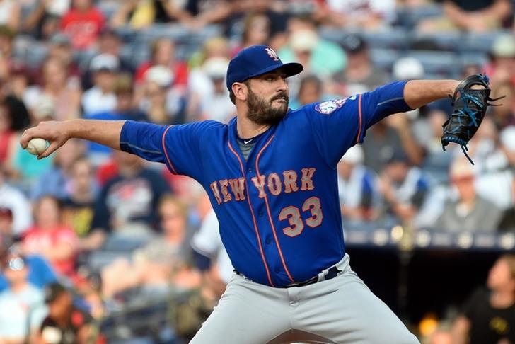 Major League Baseball trade rumors: Mets willing to trade P Matt Harvey
