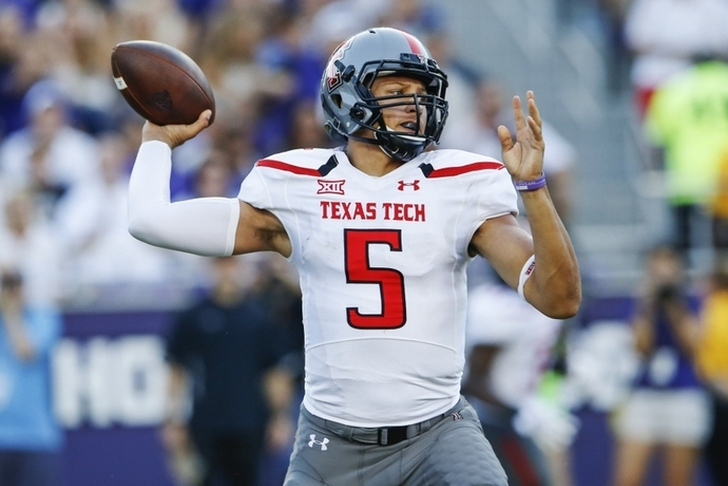 check out bff6a 1495e Steelers Draft Rumors: Patrick Mahomes, Joshua Dobbs And ...