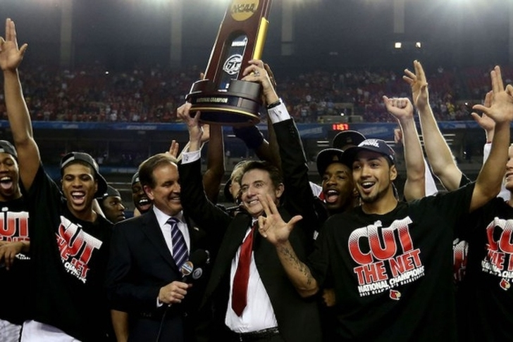 NCAA upholds penalties, rules Louisville men's basketball must vacate 2013 national title