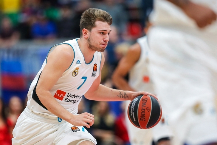 Potential lottery pick Luka Doncic will remain in National Basketball Association  draft