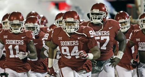 Oklahoma Sooners Football: College Football TV Schedule