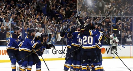 Nhl Playoffs 2019 Updated Eastern Western Conference Bracket And