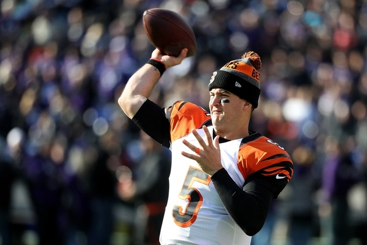Browns just miss deadline with deal to acquire Bengals QB AJ McCarron
