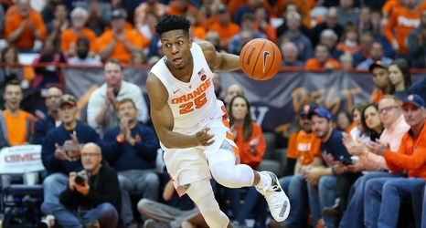 Where Will Tyus Battle Rank In Syracuse Basketball History