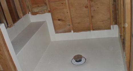 How To Repair A Fiberglass Shower Pan